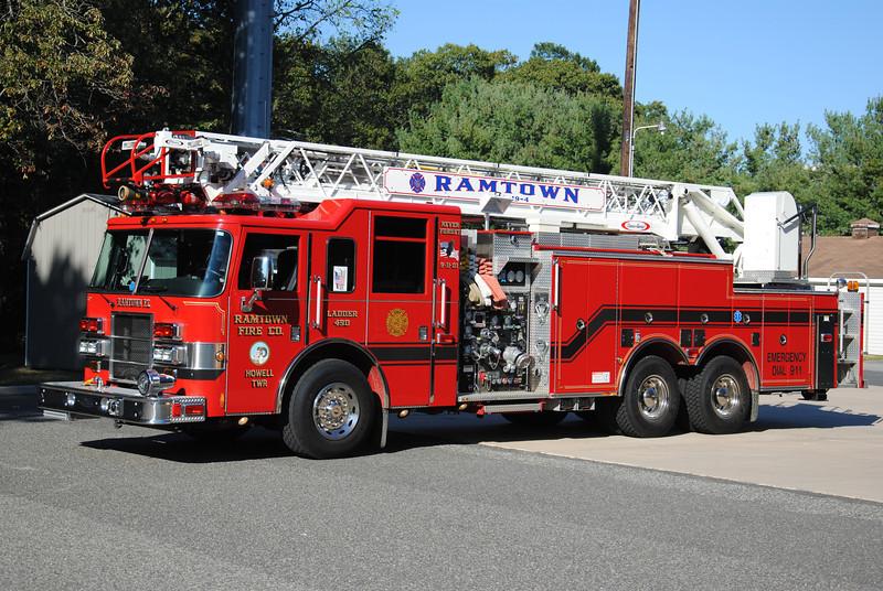 Ramtown Fire Company Ladder 19-4-90