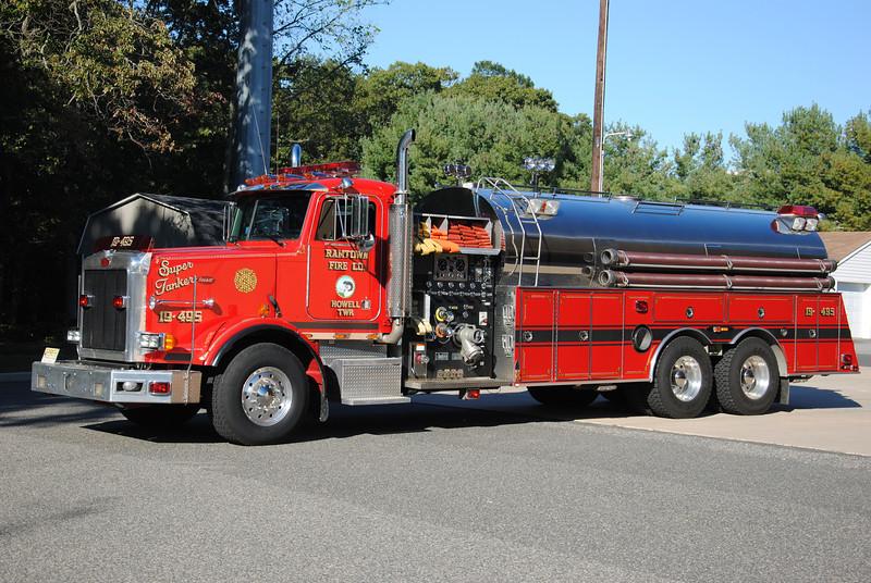 Ramtown Fire Company Tanker 19-4-95