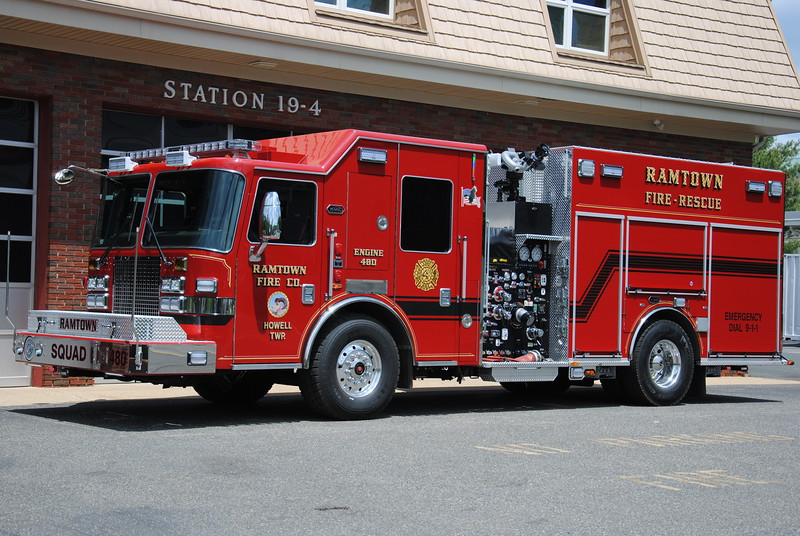 Ramtown Fire Company Engine 19-4-80