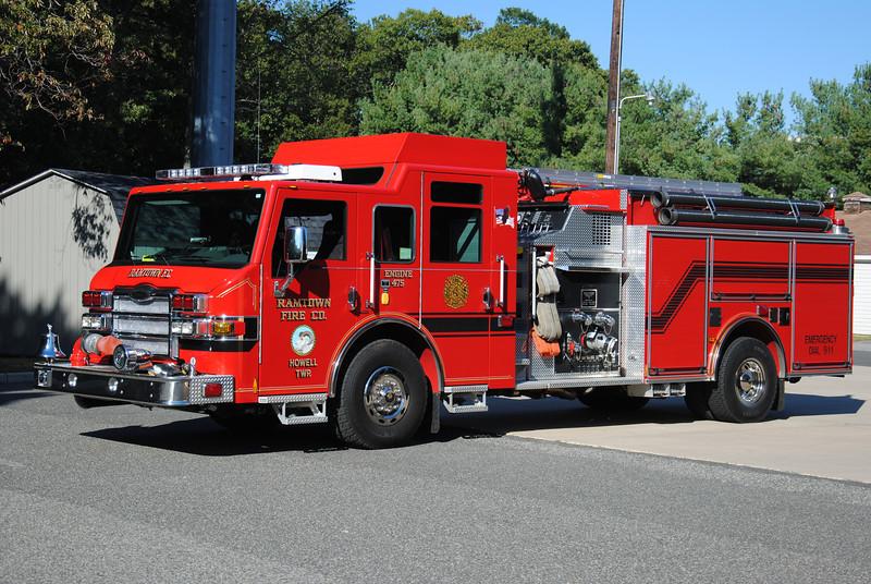Ramtown Fire Company Engine 19-4-75
