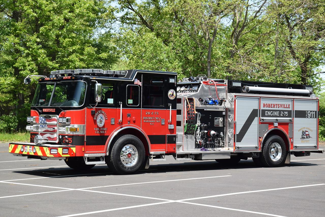 Robertsville Fire Company  Engine 28-2-75