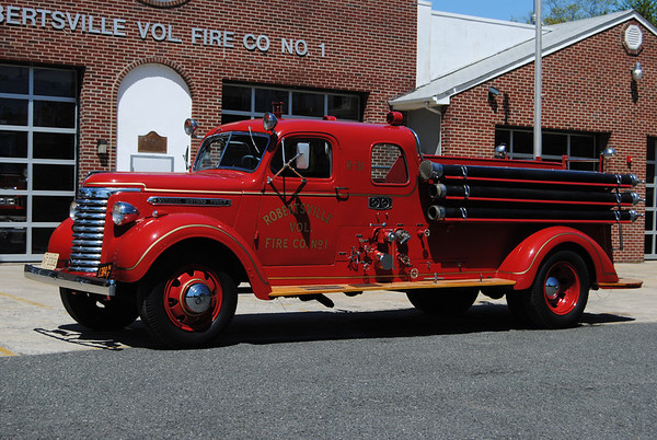 Robertsville Fire Company #1 Station 28-2