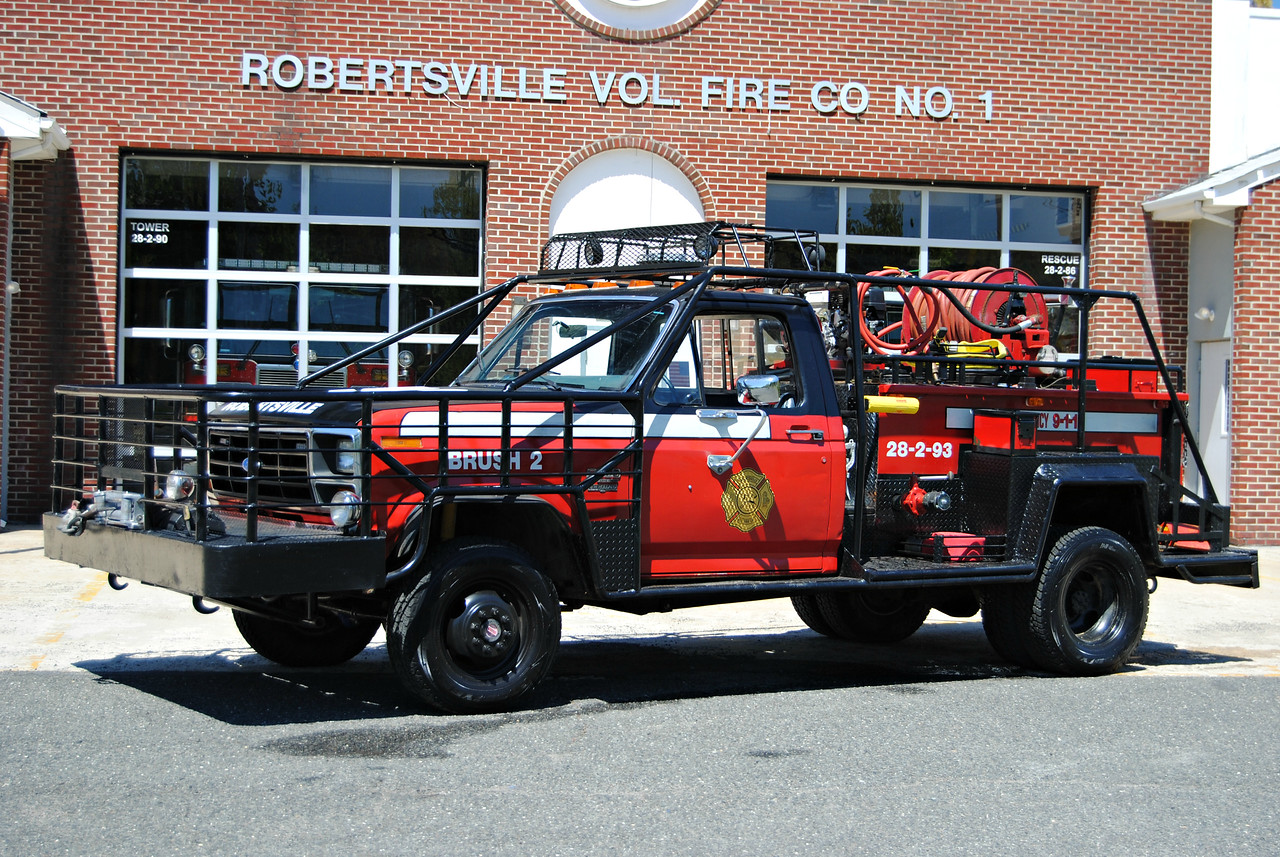 Robertsville Fire Company Brush 28-2-93