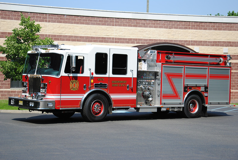 Shrewsbury Hose Company #1 Engine 4575