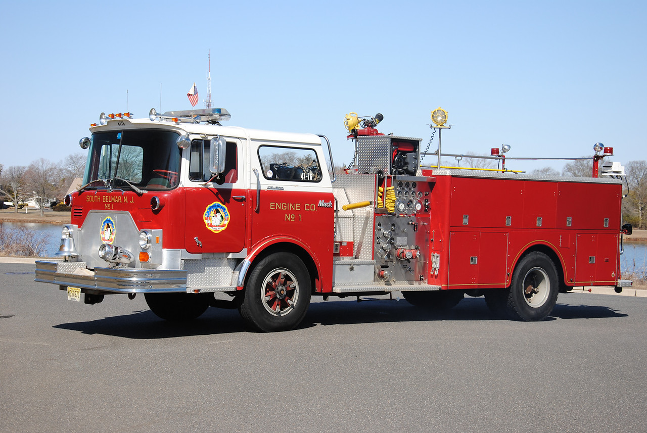 South Belmar Fire Department, Lake Como Engine 47-76