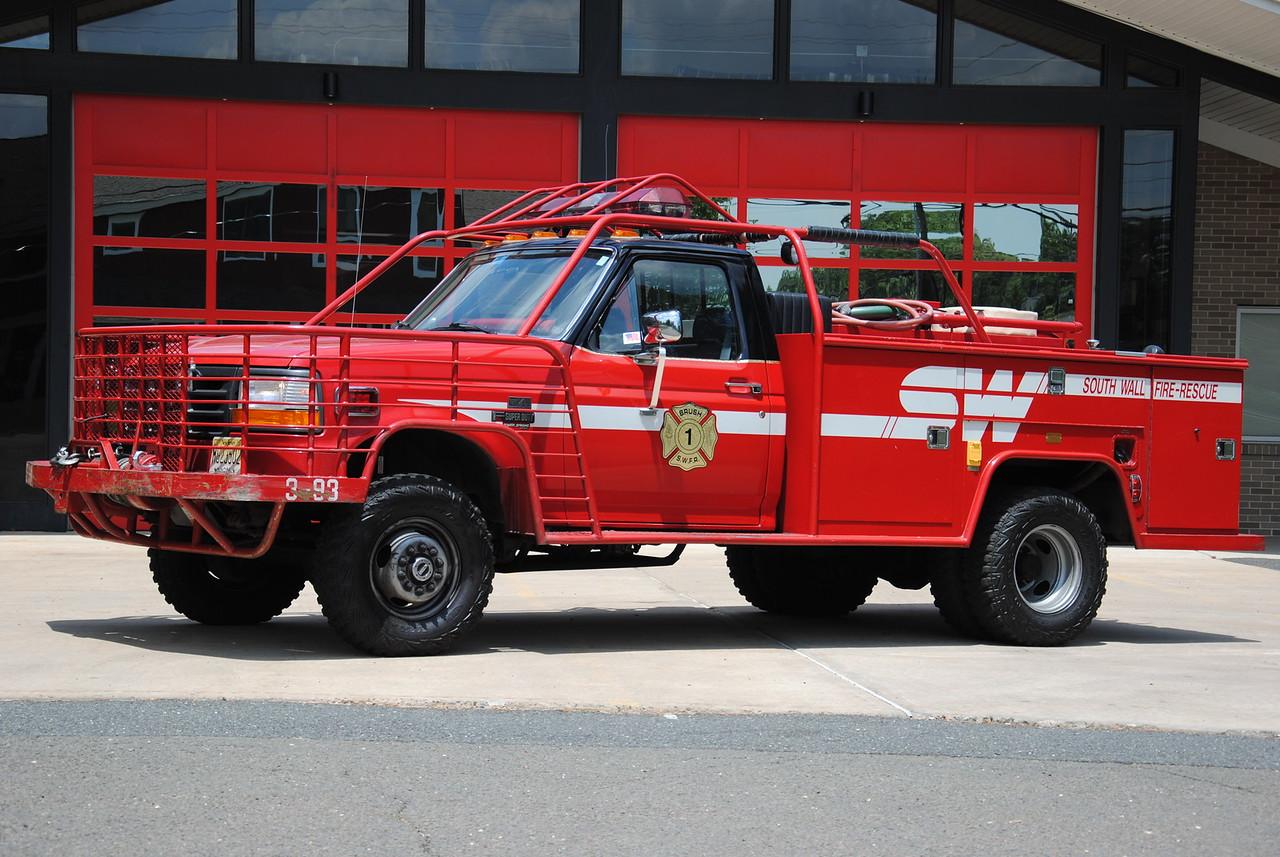 South Wall Fire Company, Wall Brush 52-3-93