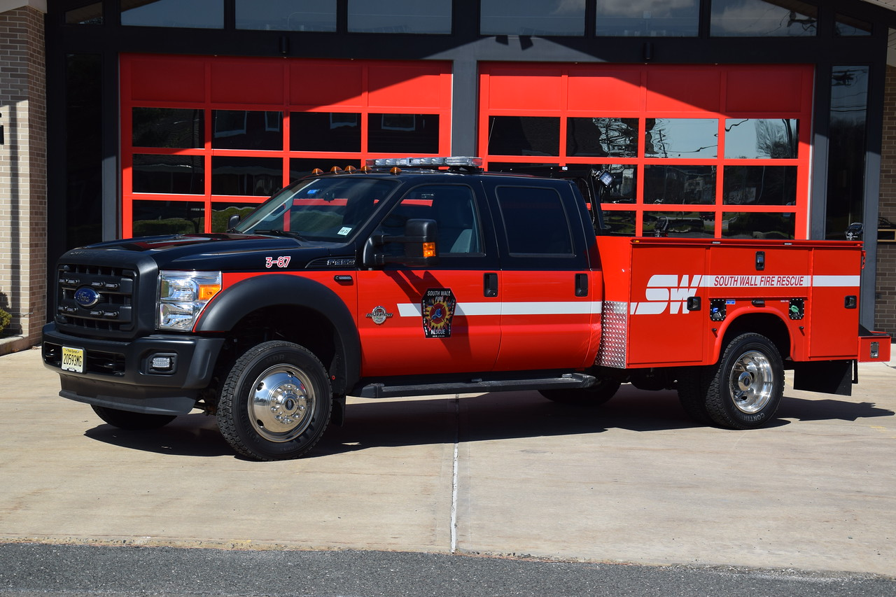 South Wall Fire & Rescue Utility 52-3-87