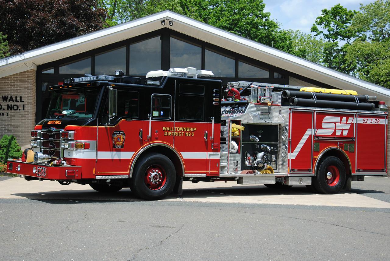 South Wall Fire Company, Wall Engine 52-3-78
