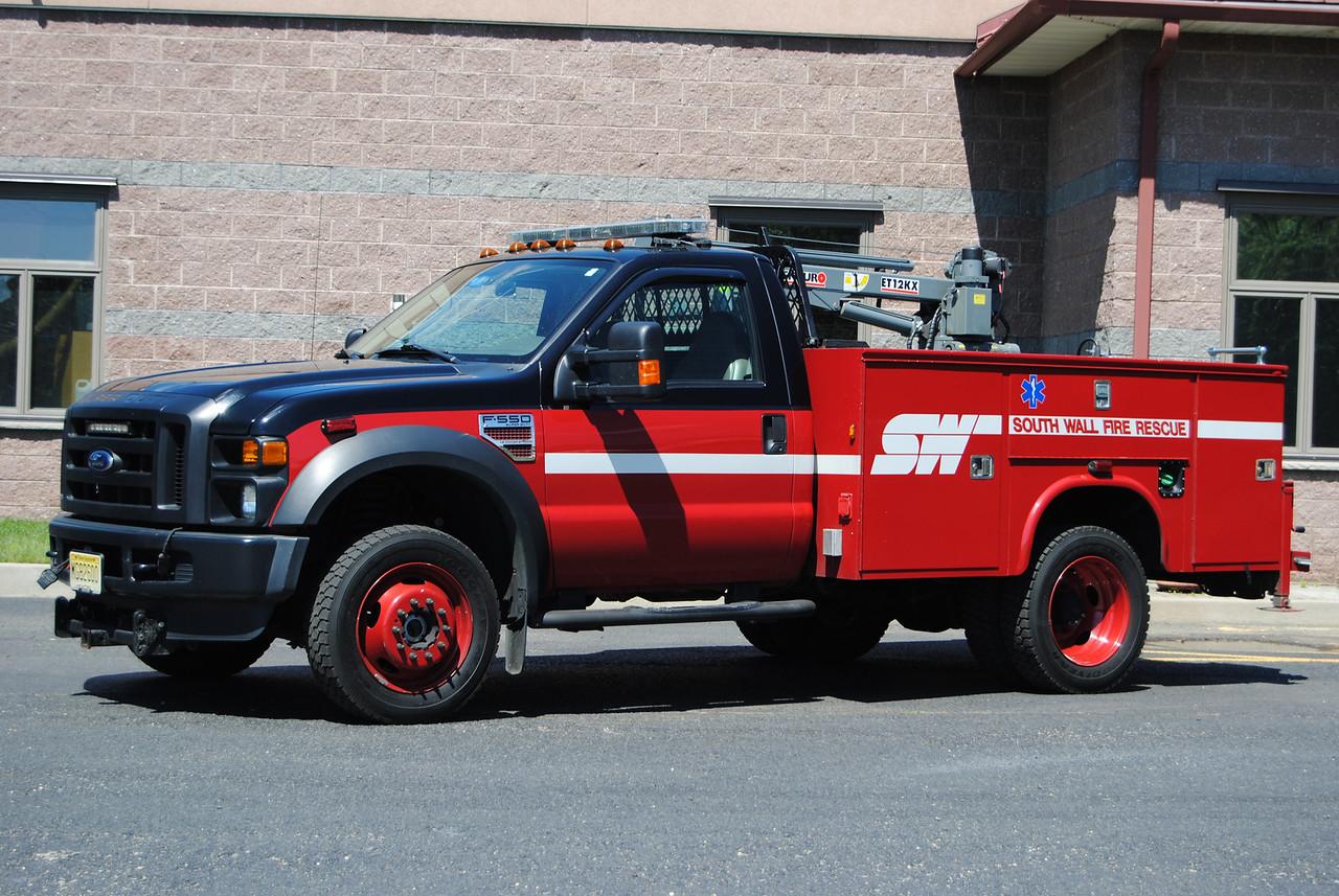South Wall Fire Company Utility 52-3-88