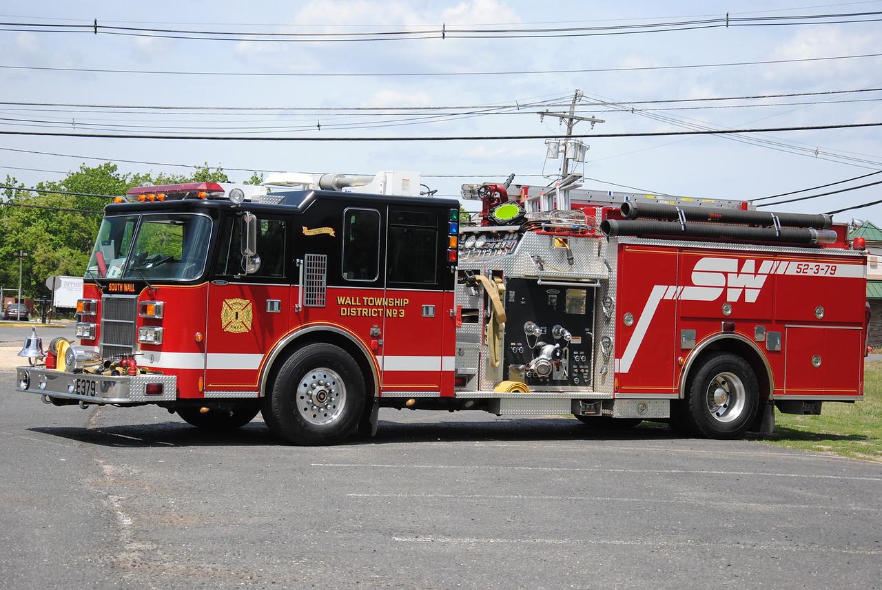 South Wall Fire Company, Wall Engine 52-3-79