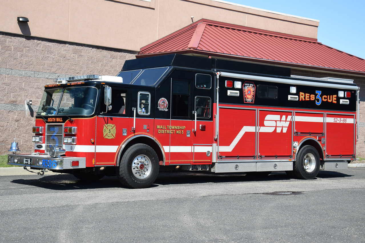 South Wall Fire & Rescue Rescue 52-3-86