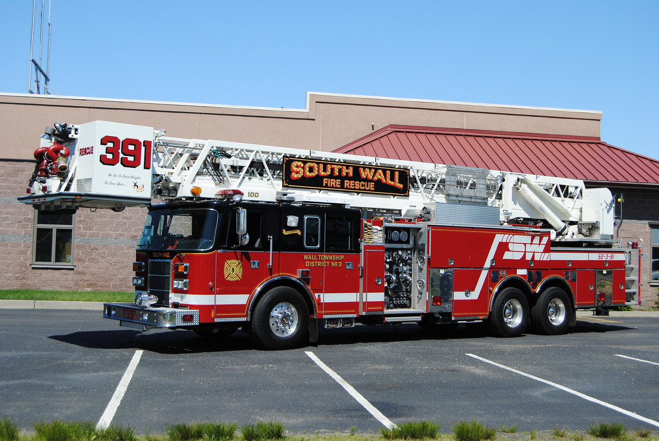 South Wall Fire Company, Wall Twp Fire Department Truck 52-3-91