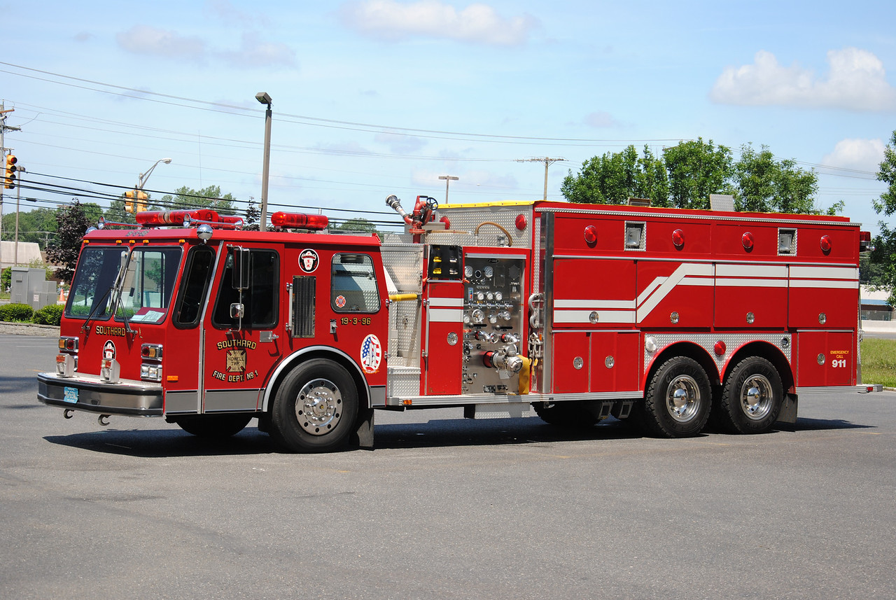 Southard Fire Company, Howell Twp Fire Department Tanker 19-3-96