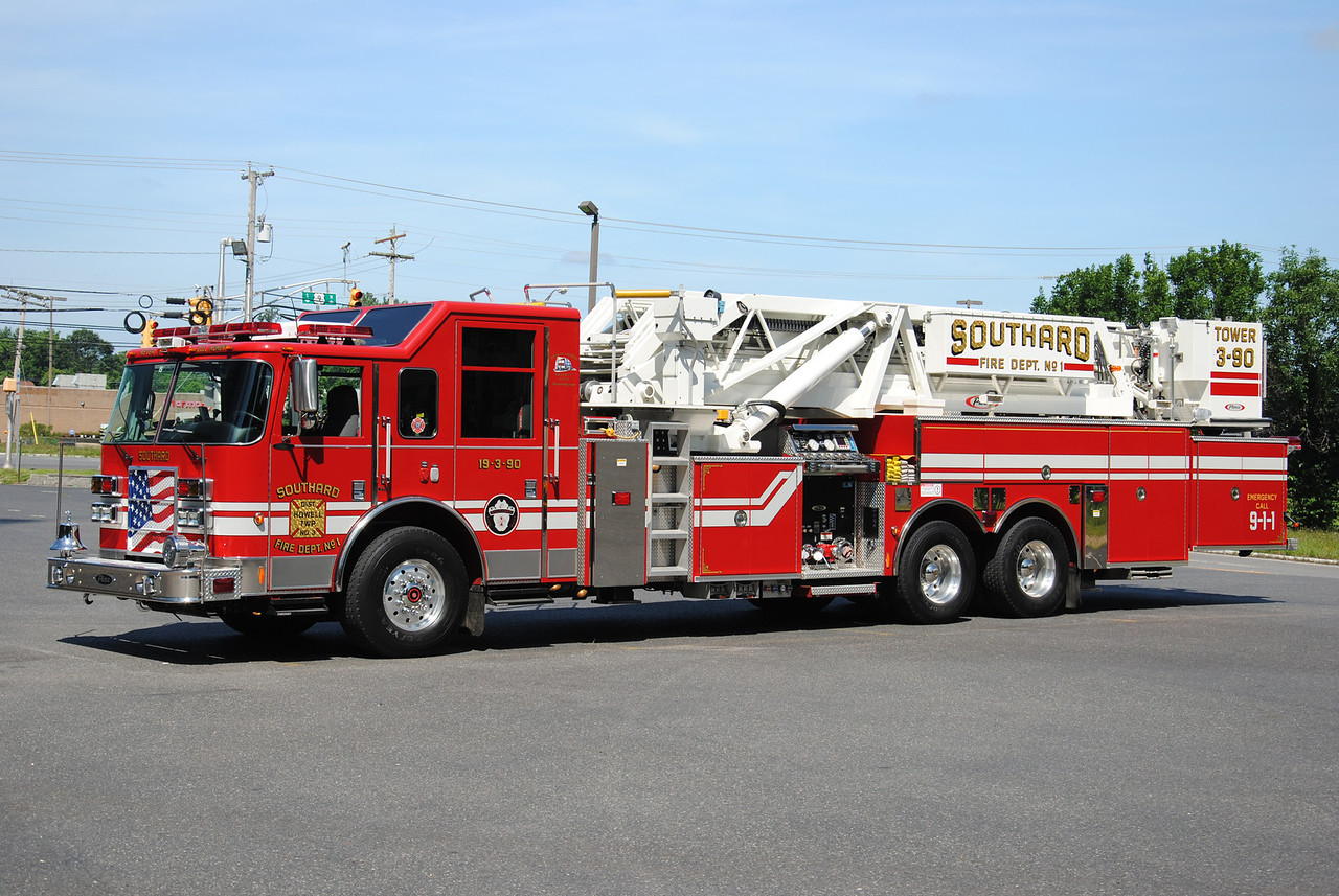 Southard Fire Company, Howell Twp Fire Department Ladder 19-3-90