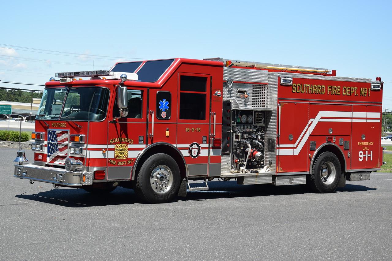 Southard Fire Company Engine 19-3-75