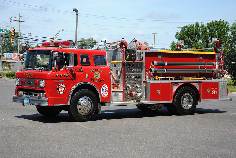 Southard Fire Company Engine 19-3-76
