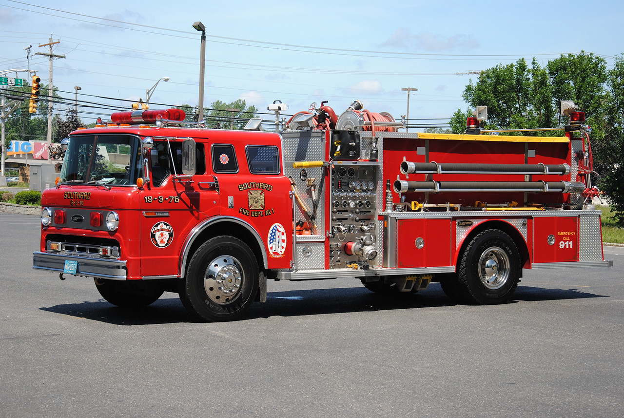 Southard Fire Company, Howell Twp Fire Department Engine 19-3-76