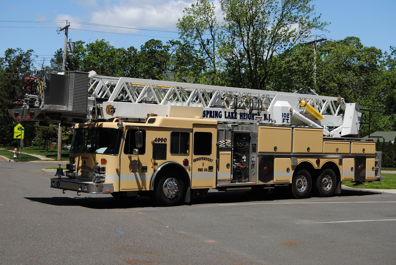 Independent Fire Company, Spring Lake Heights Ladder 49-90