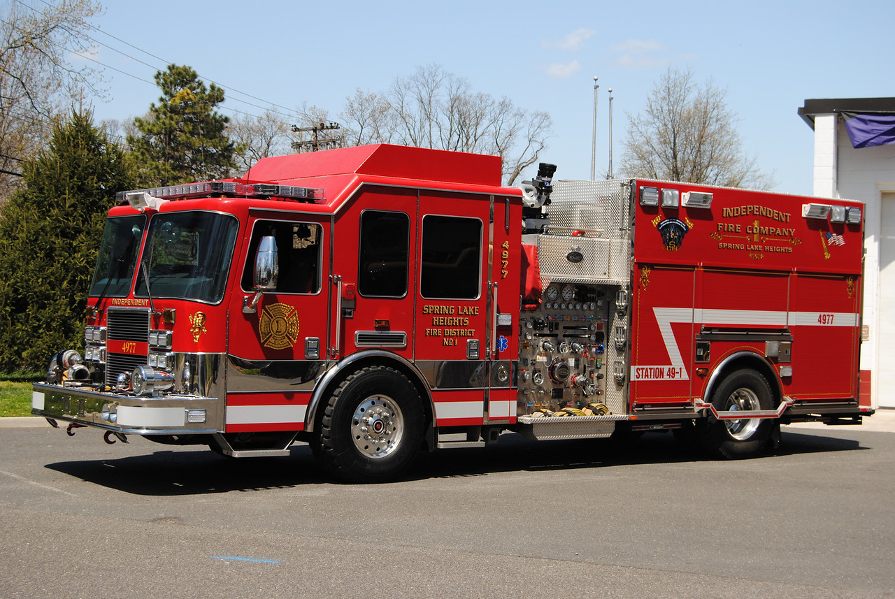 Independent Fire Company, Spring Lake Heights Engine 49-77