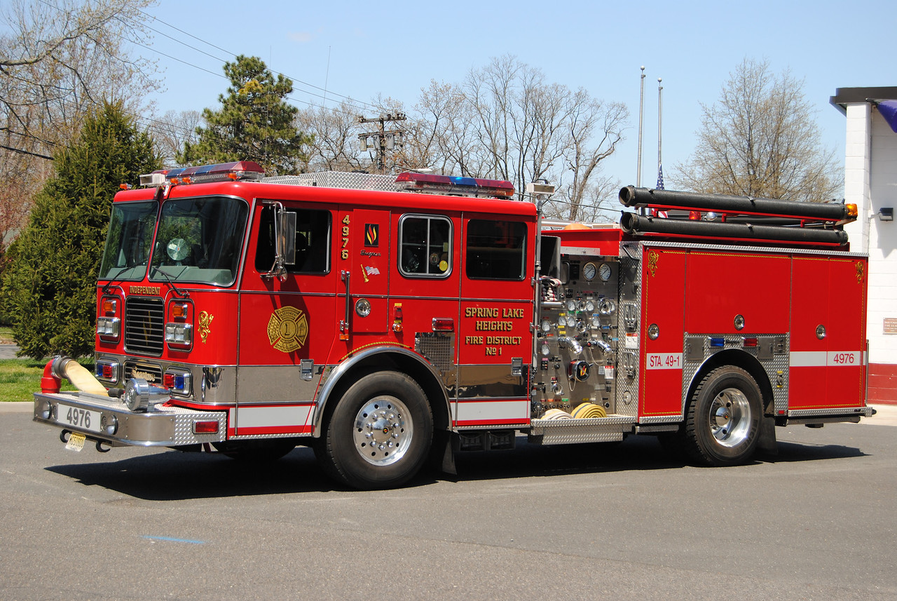 Independent Fire Company, Spring Lake Heights Engine 49-76