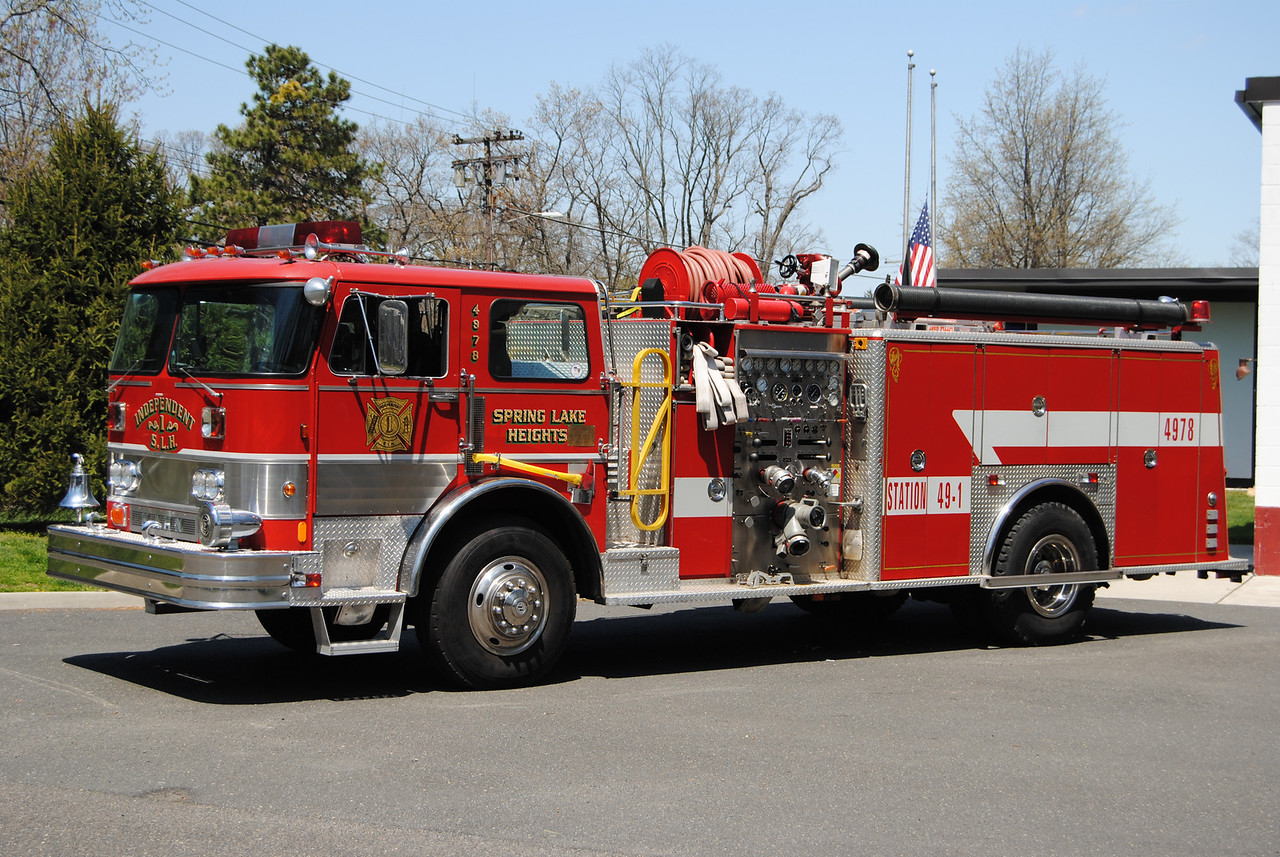 Independent Fire Company, Spring Lake Heights Engine 49-78
