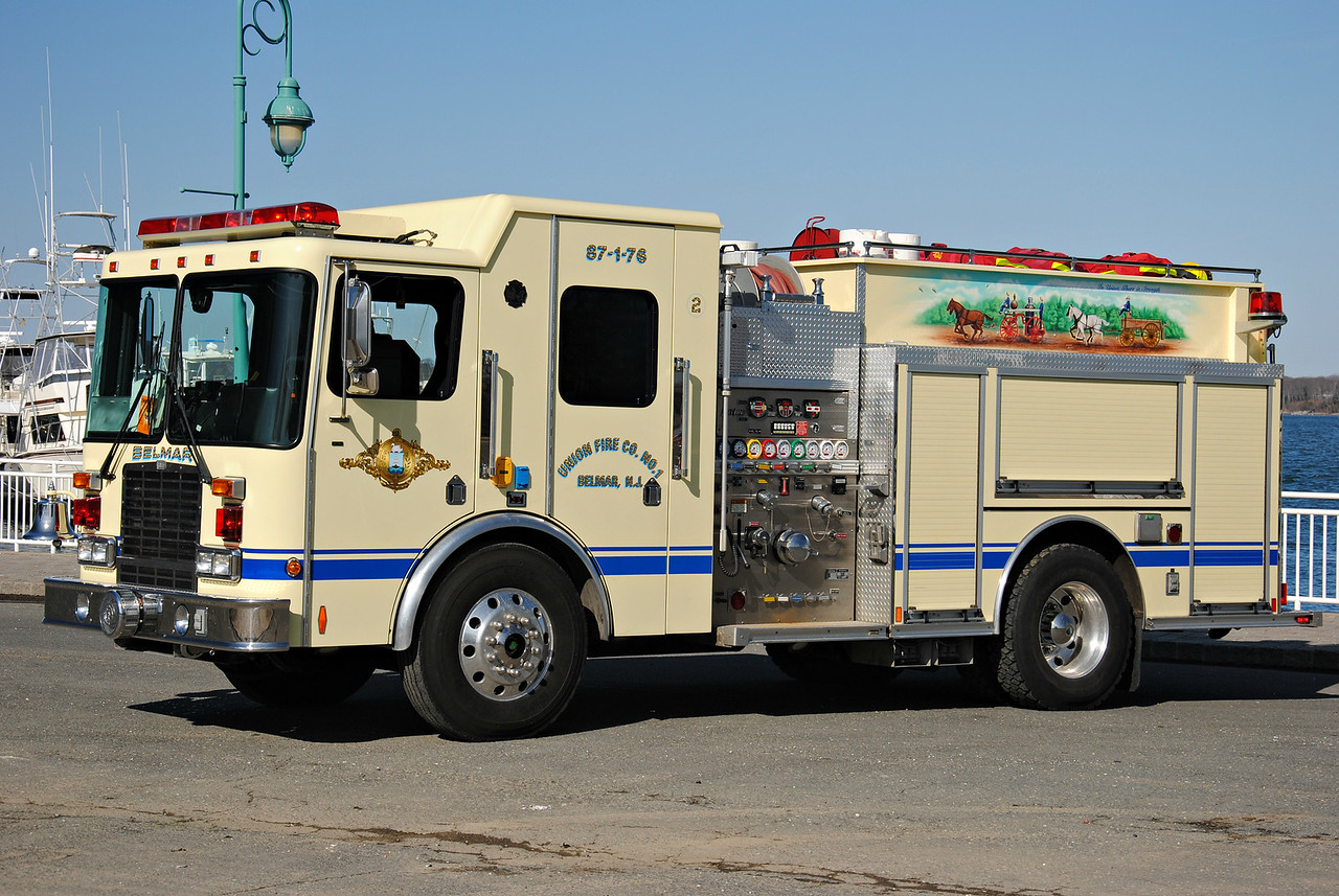 Union Fire Company #1, Belmar Engine 87-1-76
