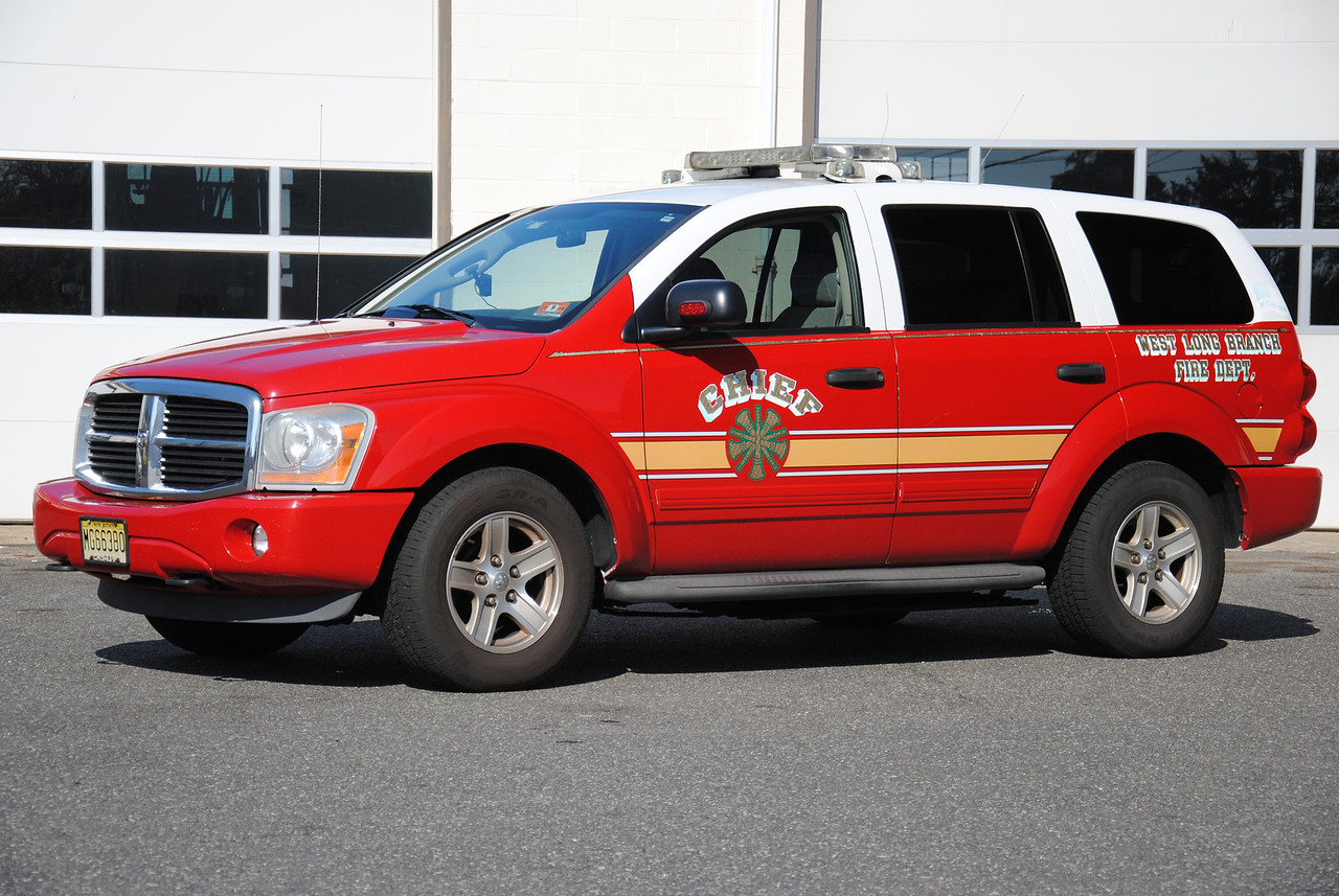 West Long Branch Fire Department,West Long Branch Chief 53-66