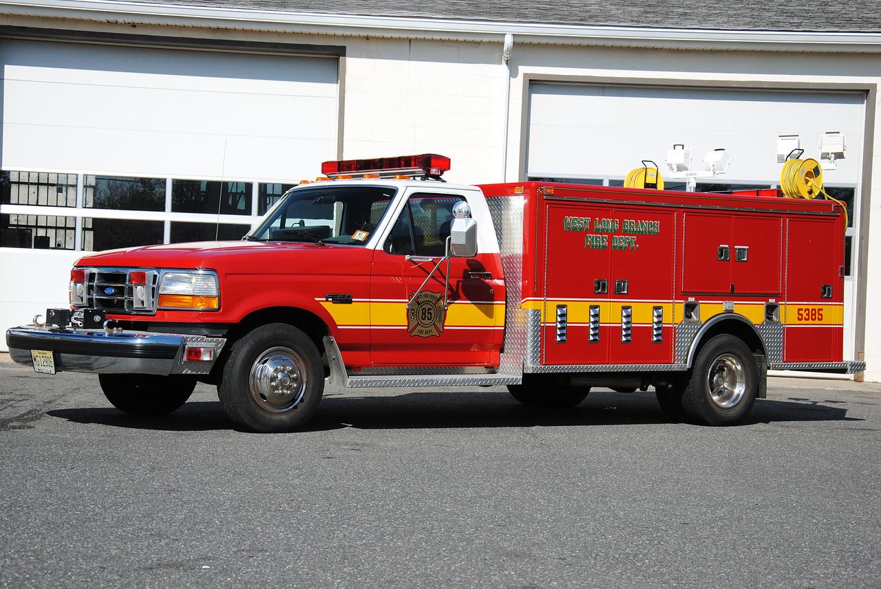 West Long Branch Fire Department,West Long Branch Rescue 53-85