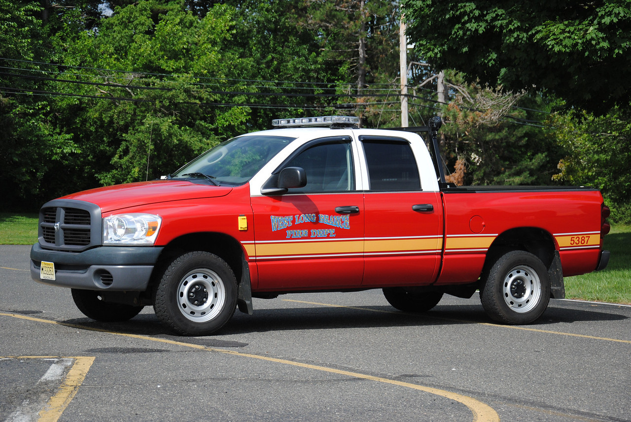 WLB Fire Company #2, West Long Branch Utility 53-87