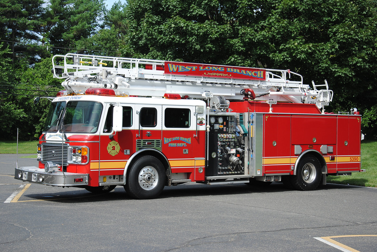WLB Fire Company #2, West Long Branch Engine 53-90