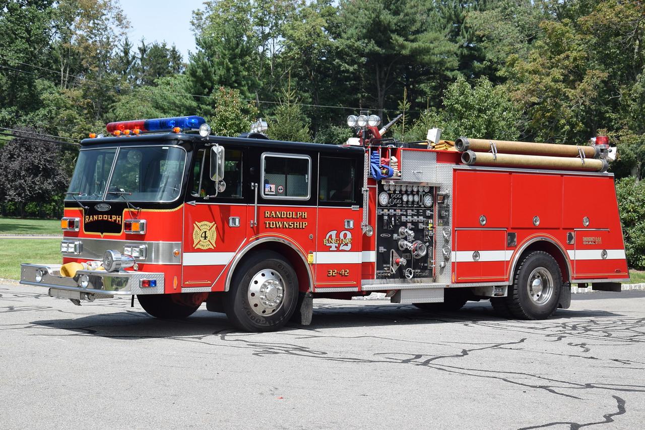 Ironia Fire Company Engine 32-42