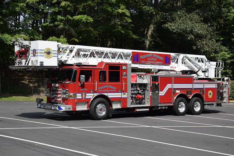 Picatinny Arsenal Fire Department Tower 17