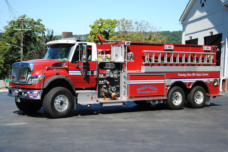 Picatinny Arsenal Fire Department Tanker 22