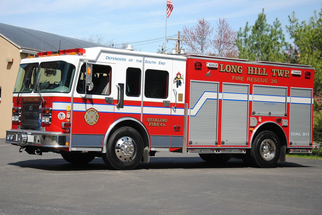 Stirling Fire Company Rescue 26