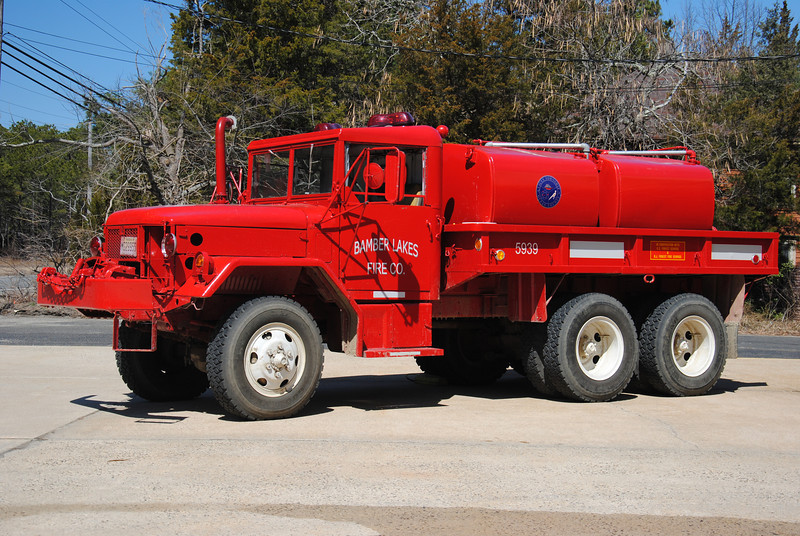 Bamber Lakes Fire Company, Lacey Twp Brush 5939