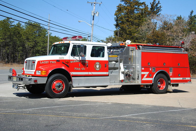 Bamber Lakes Fire Company, Lacey Twp Engine 5911