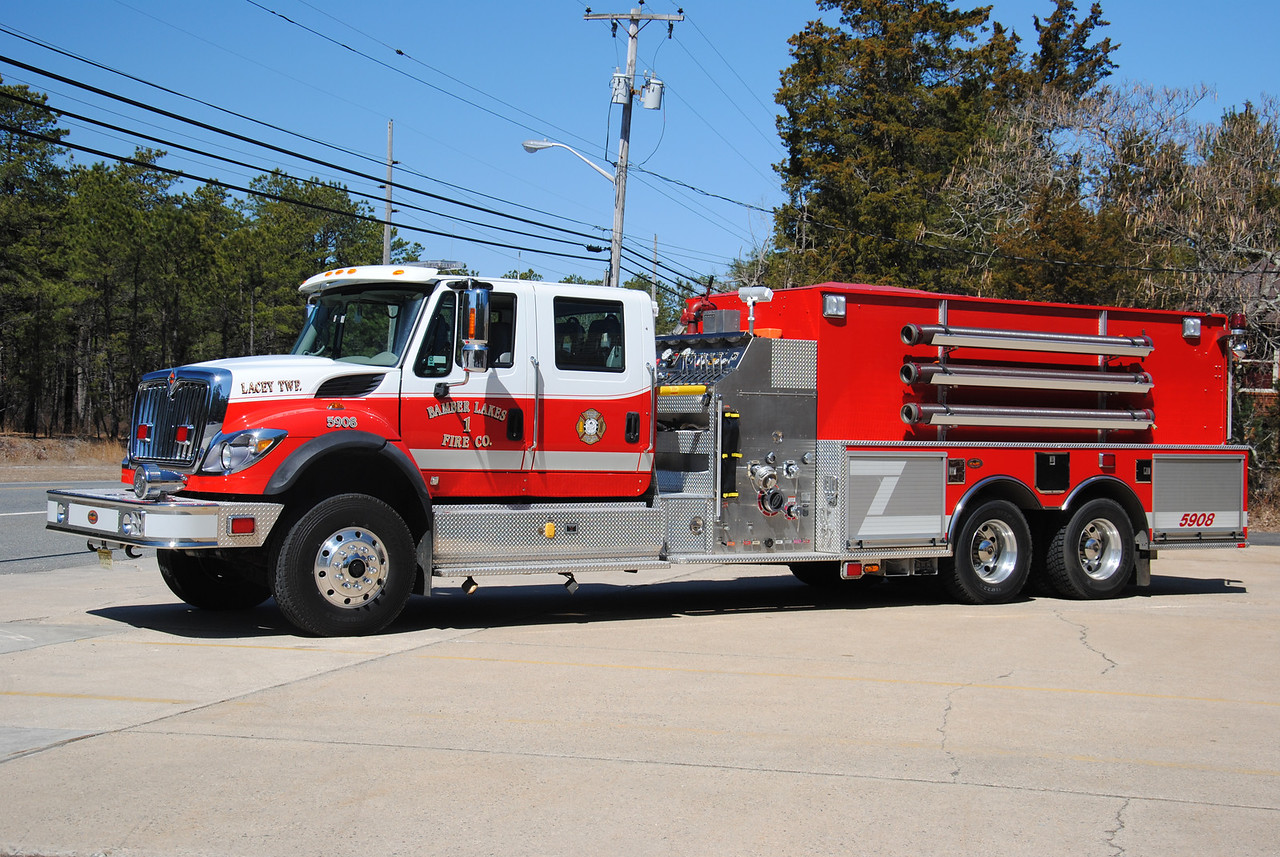 Bamber Lakes Fire Company, Lacey Twp Tanker 5908