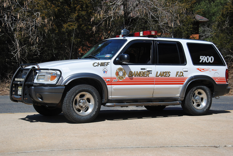 Bamber Lakes Fire Company, Lacey Twp Chief 5900