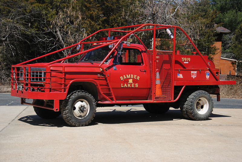 Bamber Lakes Fire Company, Lacey Twp Brush 5919