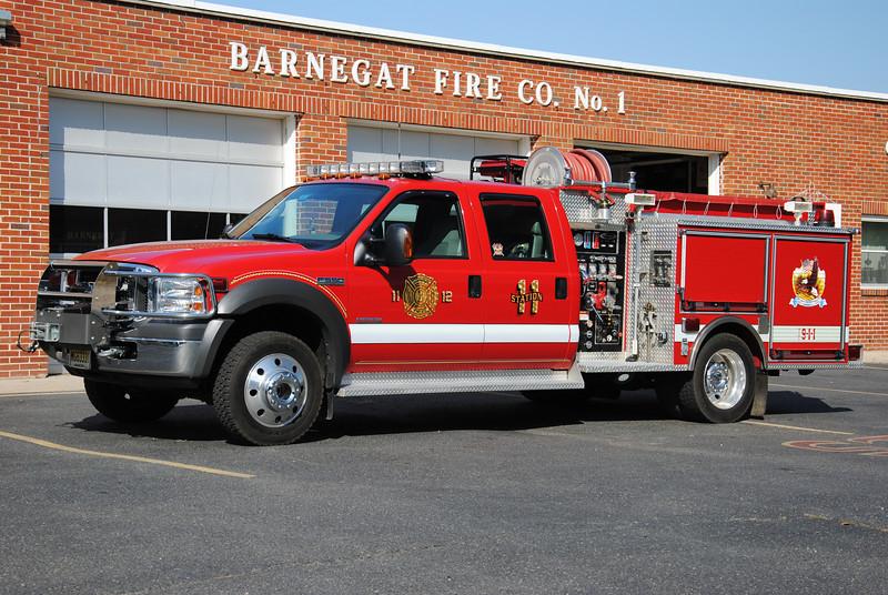 Barnegat Fire Company Mini Engine 1112