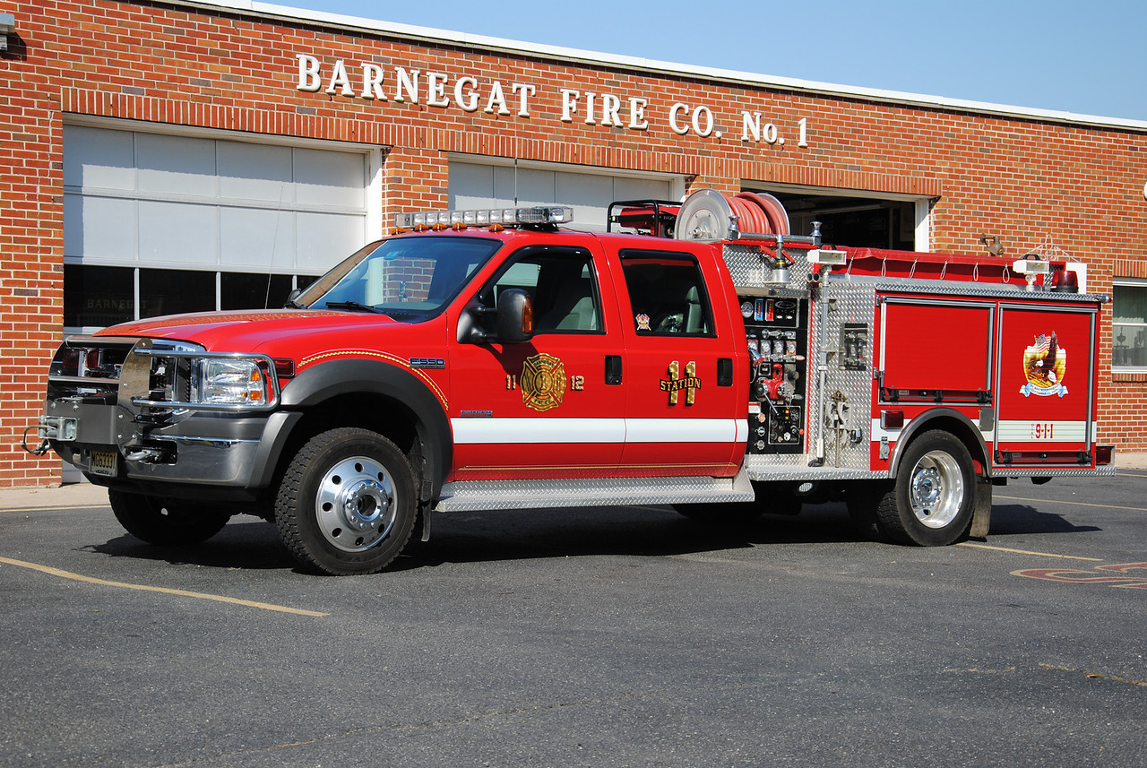 Barnegat Fire Company, Barnegat Mini Engine 1112