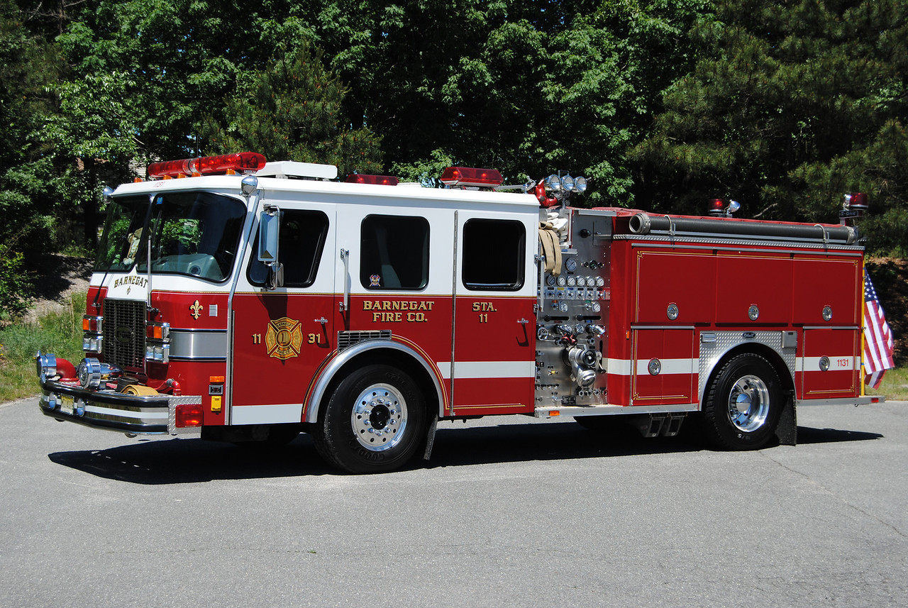 Barnegat Fire Company Engine 1131