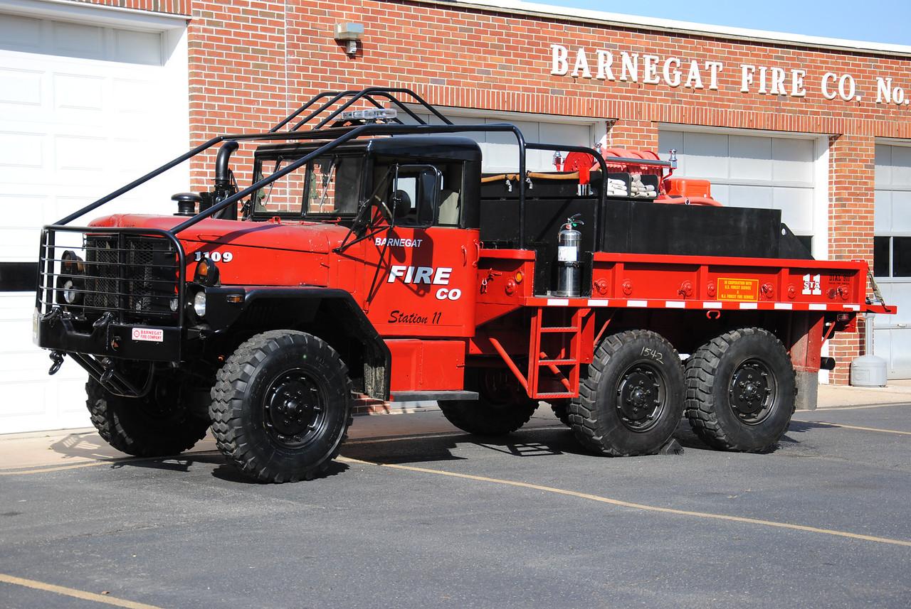 Barnegat Fire Company, Barnegat Brush 1109