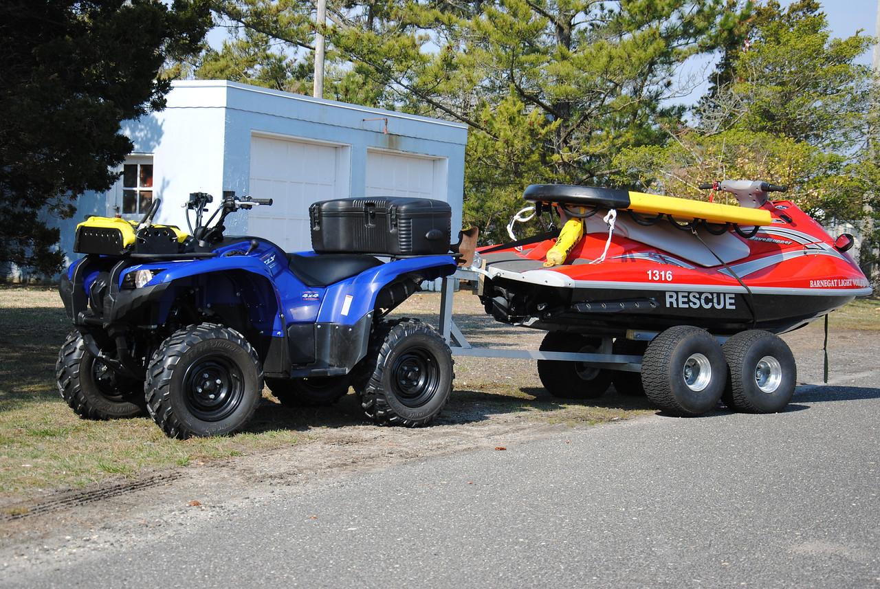 Barnegat Light Fire Company Water Rescue 1337/1316