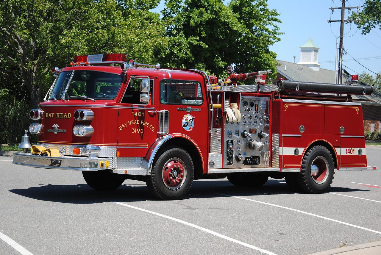 Ex-Bay Head Fire Company Engine 1401
