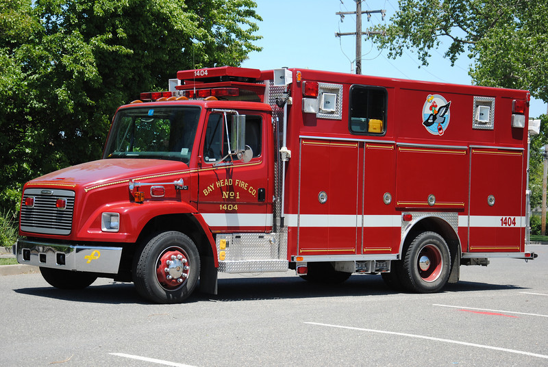 Bay Head Fire Company Rescue 1404