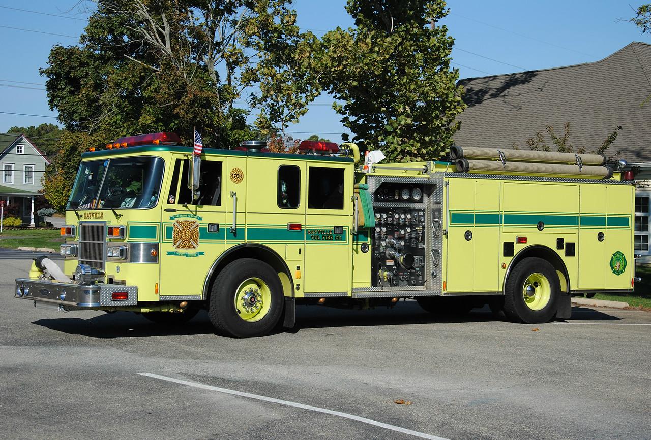 Bayville Fire Company Engine 1701