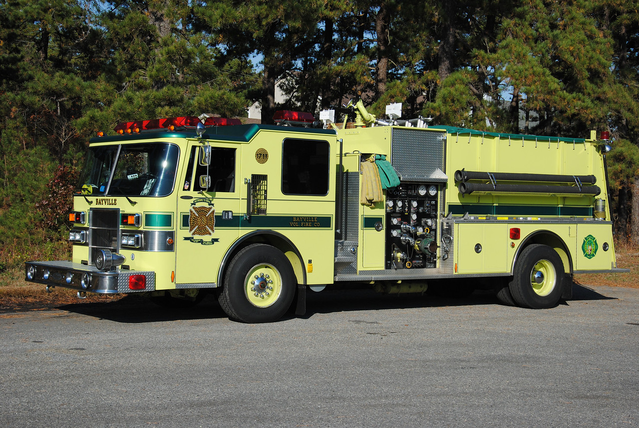 Ex-Bayville Fire Company Engine 1711