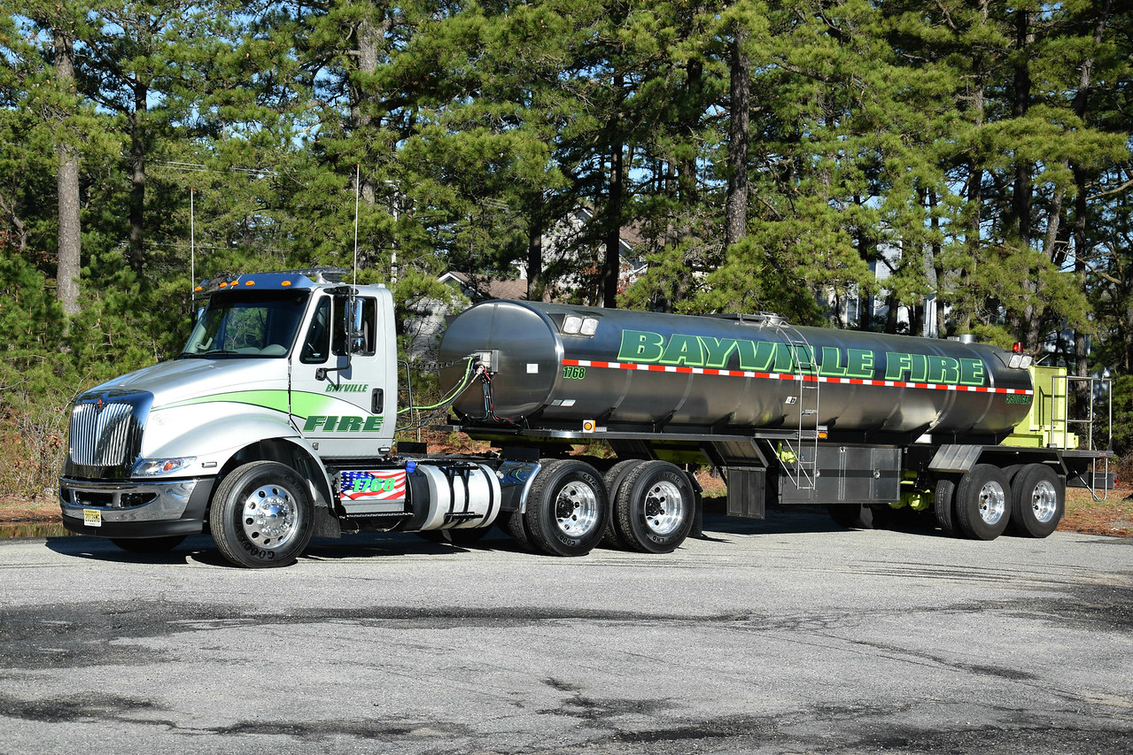 Bayville Fire Company Tanker 1768