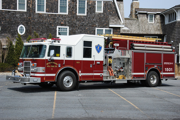 Beach Haven Fire Company-Station 15